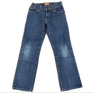Old Navy slim-fit, straight leg boys' jeans, sz 8